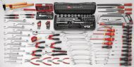 Facom CM.130A Metric Mechanics Tool Kit Set (168 Pieces)